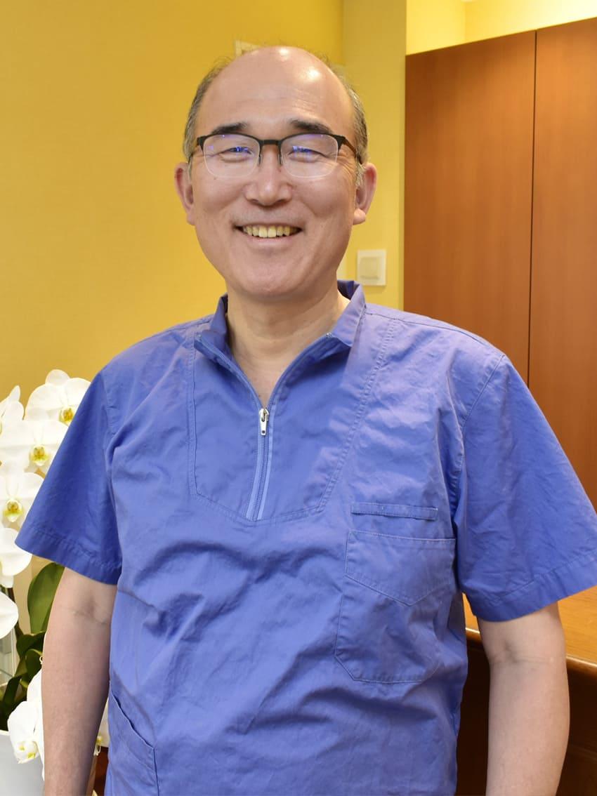 横浜市青葉区 うかい歯科医院 院長 鵜飼 美憲(うかい よしのり)