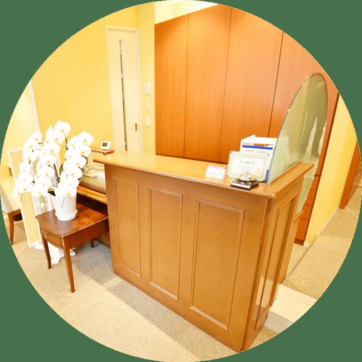 横浜市青葉区 うかい歯科医院 虫歯・歯周病の予防!定期チェックを推奨しています