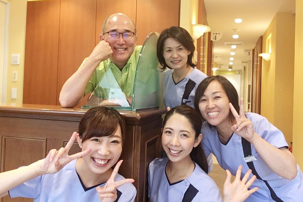 横浜市青葉区 うかい歯科 お口の健康のことなんでもご相談ください
